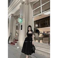 Sale: Đầm xòe 2 dây - Size M