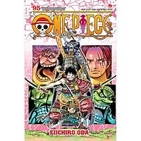 """One Piece Tập 95: """"Chuyến Chu Du Của Oden"""" (Bìa Áo)"""