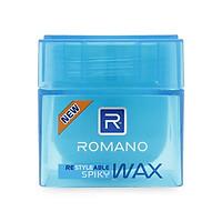 Sáp tạo kiểu tóc siêu cứng Romano Spiky 68g