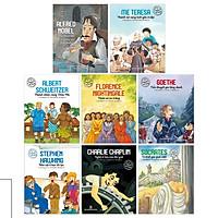 Combo Truyện Kể Về Những Người Nổi Tiếng (Bộ 8 Cuốn)
