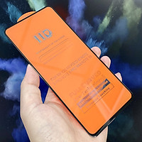 Kính cường lực 11D cho Xiaomi Redmi Note 9 Pro 5G - Mi 10T Lite Full viền Đen