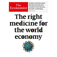 The Economist: The Right Medicine For The World Economy - 10.20, tạp chí chính hãng, nhập khẩu từ Anh.