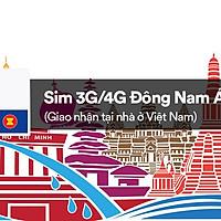 Sim 3G/4G Đông Nam Á