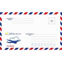 Tập 100 chiếc phong bì bưu điện