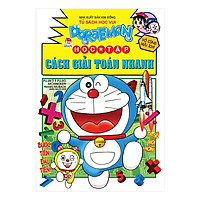Doraemon Học Tập: Cách Giải Toán Nhanh (Tái Bản 2019)