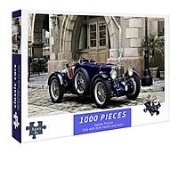 Bộ Tranh Ghép Xếp Hình 1000 Pcs Jigsaw Puzzle Tranh Ghép (75*50cm) Thú Vị  Cao Cấp Nhiều Loại
