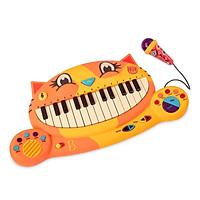 Đồ chơi nhạc cụ Đàn organ con mèo B.Toys