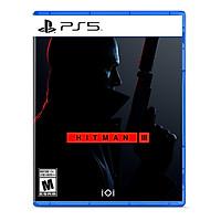Đĩa Game PS5 Hitman 3 - Hàng Nhập Khẩu