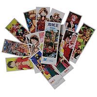 Hộp 36 Bookmark Đánh Dấu Sách Đảo Hải Tặc One Piece