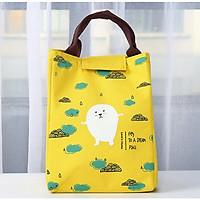 Túi giữ nhiệt họa tiết đáng yêu PA9178( Ngẫu Nhiên )