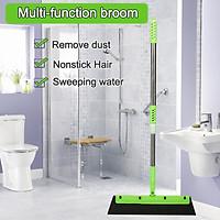 Multi-function Magic Broom Non-stick Hair Sweeping Artifact Sweeping Hair Wiper Scraper Broom 180° Rotation  Magic Broom