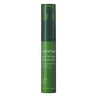Tinh chất dưỡng mắt & mặt dạng đầu lăn massage từ trà xanh và dầu hạt trà xanh tươi Innisfree Green Tea Seed Eye & Face Ball 10ml - NEW