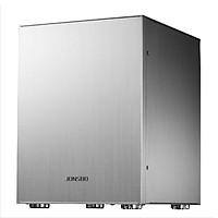 Thùng máy tính mini HTPC Jonsbo C2 Silver - Hàng nhập khẩu