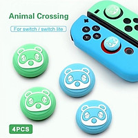 Núm Bọc Cần Analog Cho Joycon Và Tay Cầm Chơi Game - Phiên Bản Animal Crossing