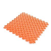 Bộ 20 tấm thảm nhựa chống trượt nhà tắm trang trí cực đẹp