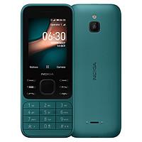 Điện thoại Nokia 6300 4G -Hàng chính hãng- Cyan