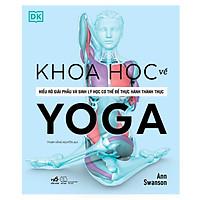 Sách - Khoa học về Yoga (Bìa cứng) (tặng kèm bookmark thiết kế)