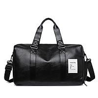 Túi xách du lịch túi trống da nam nữ cao cấp đựng quần áo đi công tác, đi chơi, tập gym