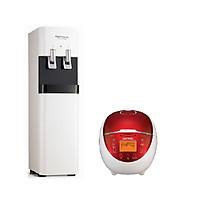 Máy lọc nước tích hợp nóng lạnh KoriHome WPK-918- hàng chính hãng ( Tặng Nồi cơm điện Cuckoo CR-0655F 1.08L )