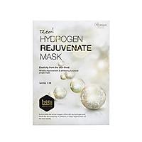 Mặt Nạ Dưỡng Trắng Nâng Cơ Lisse Real Hydrogen Rejuvenate Mask Set 5 Miếng