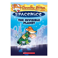 Geronimo Stilton Spacemice Book 12: The Invisible Planet