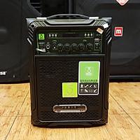 Loa kéo di động mini hát karaoke SOK NE-501 - Hàng nhập khẩu