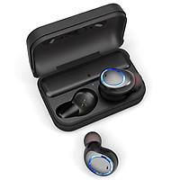 Tai nghe Bluetooth thể thao chống nước Awei T3 TWS Earbuds (Bluetooth 5.0, xử lý tiếng ồn CVC 6.0, công nghệ âm thanh A2DP / AVRC) - Hàng chính hãng