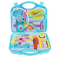 Children Pretend Toy Set - Doctor Kit Pretend Play Medical Set - Doctor Nurse Game Playset Toys - Preschool Educational Toy