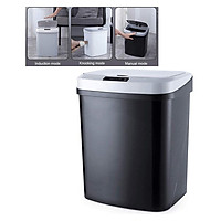 Automatic Trash Can Plastic Infrared Motion Touchless Smart Sensor Trash Can