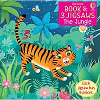 Book & Jigsaw The Jungle