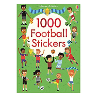 Usborne 1000 Football Stickers