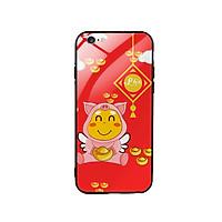 Ốp Lưng Kính Cường Lực Cho Điện Thoại Iphone 6 Plus / 6s Plus - Pig 11