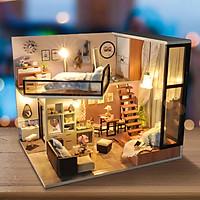 Mô Hình Lắp Ráp DIY - Home and Dream ( Tặng Kèm Mica )