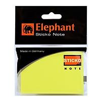 Bộ 2 Giấy Ghi Chú Elephant Vàng - N5075-159719