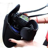 Túi chống sốc máy ảnh tam giác DSLR Hàng Nhập Khẩu