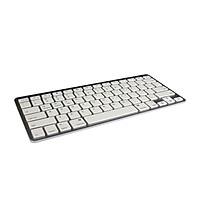 Wireless Bluetooth Keyboard For iMac Macbook iPhone iPad 78 keys ABS Compact