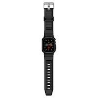 Ốp Kèm Dây Spigen Dành cho Apple Watch Series SE/6/5/4 (40/38mm) (Case Rugged Armor Pro) - Hàng Chính hãng
