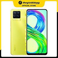 Điện thoại Realme 8 Pro Vàng Rực Rỡ Vàng - Hàng chính hãng