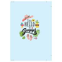 Sổ Tay Notebook - Say Hello To Summer