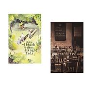Combo 2 cuốn sách: Những vị khách của tiệm bá nghệ Tada + Ở quán cà phê của tuổi trẻ lạc lỗi