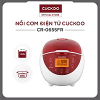 Nồi cơm điện Cuckoo CR-0655FR - HÀNG CHÍNH HÃNG