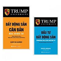 Combo 2 cuốn sách kinh tế tâm đắc: Bất Động Sản Căn Bản + Đầu Tư Bất Động Sản (Tặng kèm bookmark)