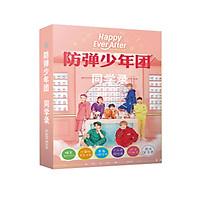 Sổ tay Army BTS sách kỉ niệm album ảnh (Tặng kèm móc khóa nhựa BTS ngẫu nhiên)