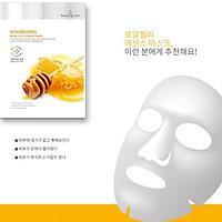 Mặt nạ sữa ong chúa BeauuGreen Hàn Quốc ngừa mụn, trắng da, dưỡng ẩm mềm mịn