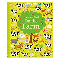 Usborne Look And Find: On The Farm