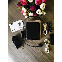 Loa trợ giảng cho giáo viên T18 2.4G Bluetooth 5.0 không dây khoá sóng chống nhiễu, bắt xa, không rè - Hàng Chính Hãng