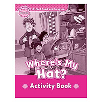 Oxford Read And Imagine Starter: Where My Hat? (Activity Book)