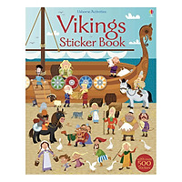 Usborne Vikings Sticker Book