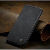 Bao da bò thật dạng ví chính hãng Caseme dành cho iPhone 7 Plus / 8 Plus