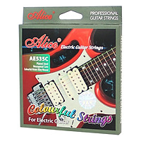 Dây Đàn Guitar Điện Màu Alice AE535C - Nhiều Màu